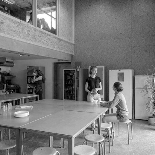 espace pédagogique pour architecture